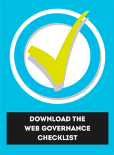 Download the Web Governance Checklist