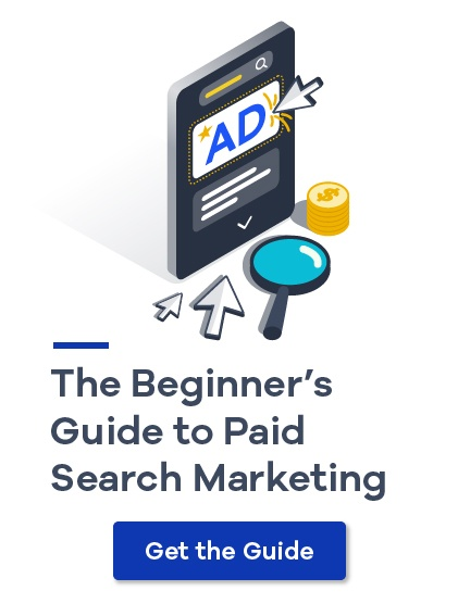Get the beginners guide to paid search marketing