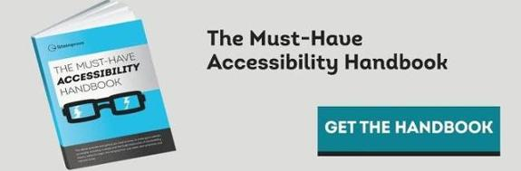 Download The Must Have Accessibility Handbook