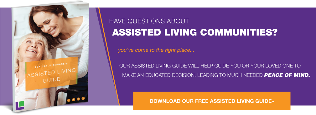 Assisted Living Guide CTA
