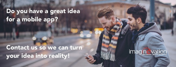 Do you have a great idea for a mobile app?