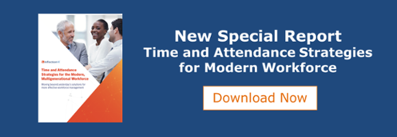 Inflection HR Time and Attendance Strategies for Modern Workforce