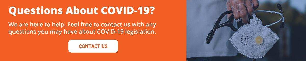 COVID-19 Legislation Answered