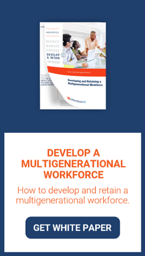 Develop a Multigenerational workforce