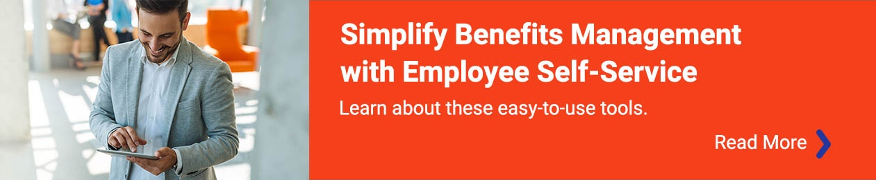 Employee Benefits Management Solution