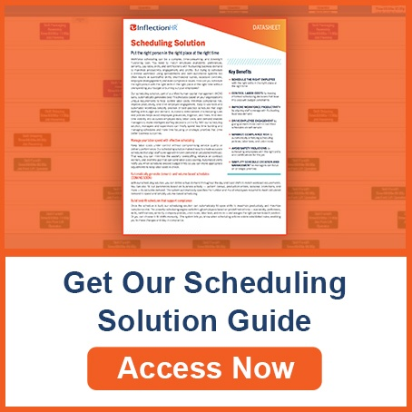 Employee Scheduling Solution CTA Square
