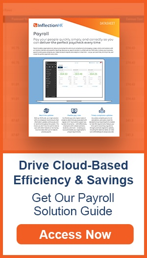 Payroll Solution CTA Vertical