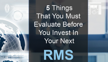 5 Things to Invest RMS