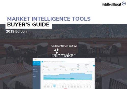 Market Intelligence Buyer's Guide