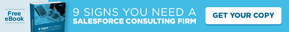 9 Signs You Need a Salesforce Consulting Firm