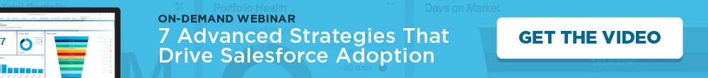 7 Advanced Strategies That Drive Salesforce Adoption