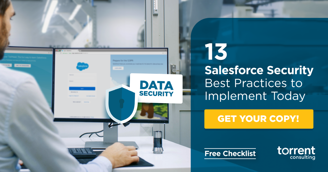 13 Salesforce Security Best Practices