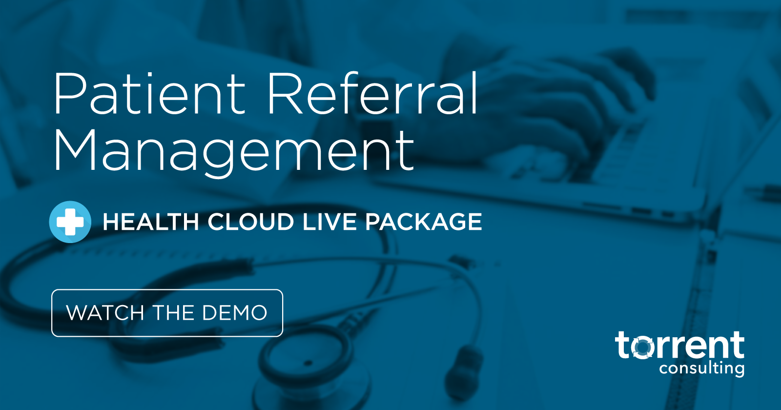 Patient Referral Management Solution Blog CTA