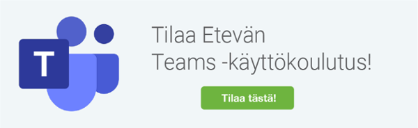 Teams -koulutus