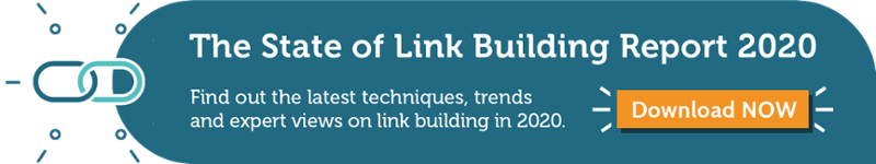 The State of Link Building Report 2020 - Download now