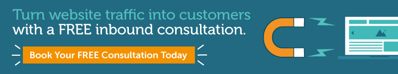 Book Inbound Marketing Consultation Today!