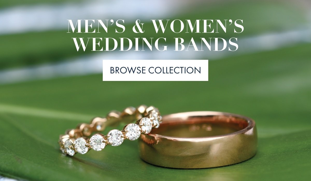 Browse Men's And Ladies Wedding Bands