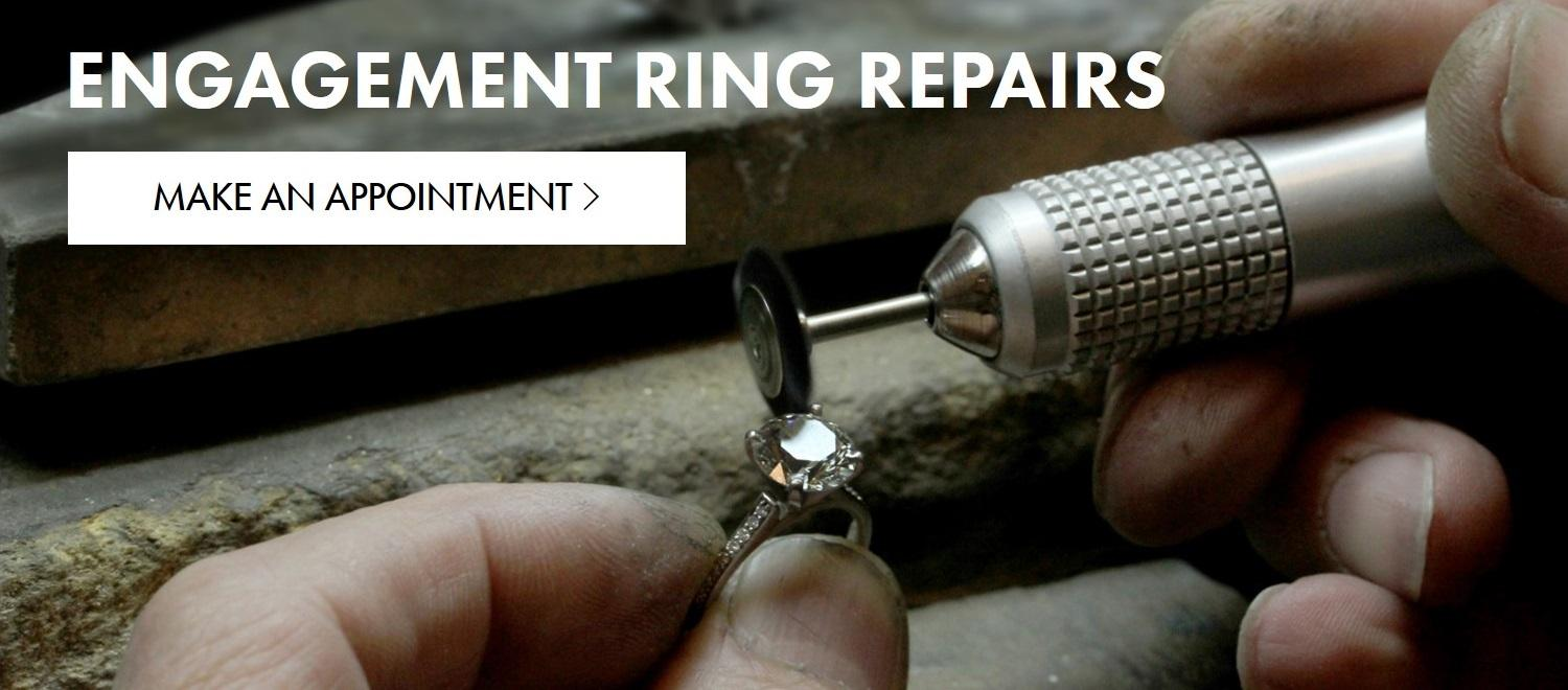 Click here to make an appointment to get your engagement ring repaired.