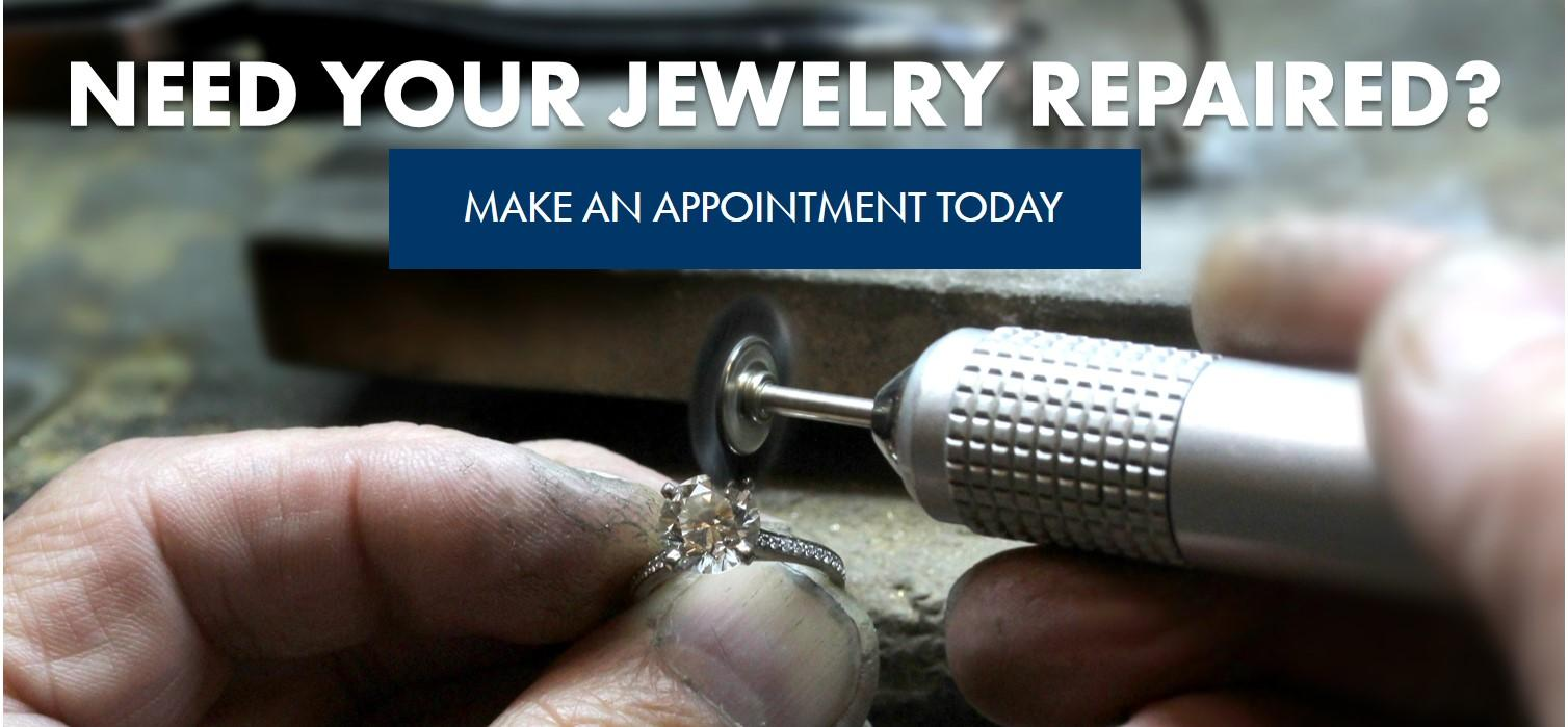 Jewelry Repair Appointment