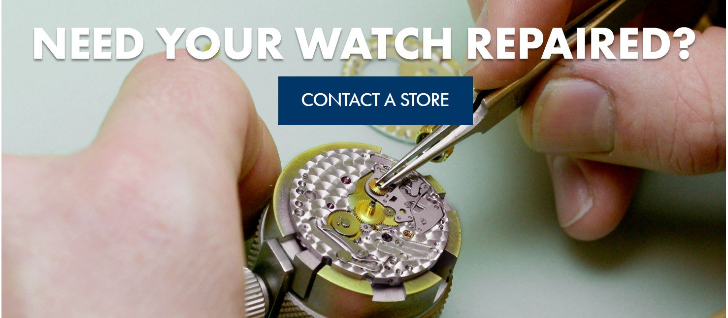 Make A Watch Repair Appointment