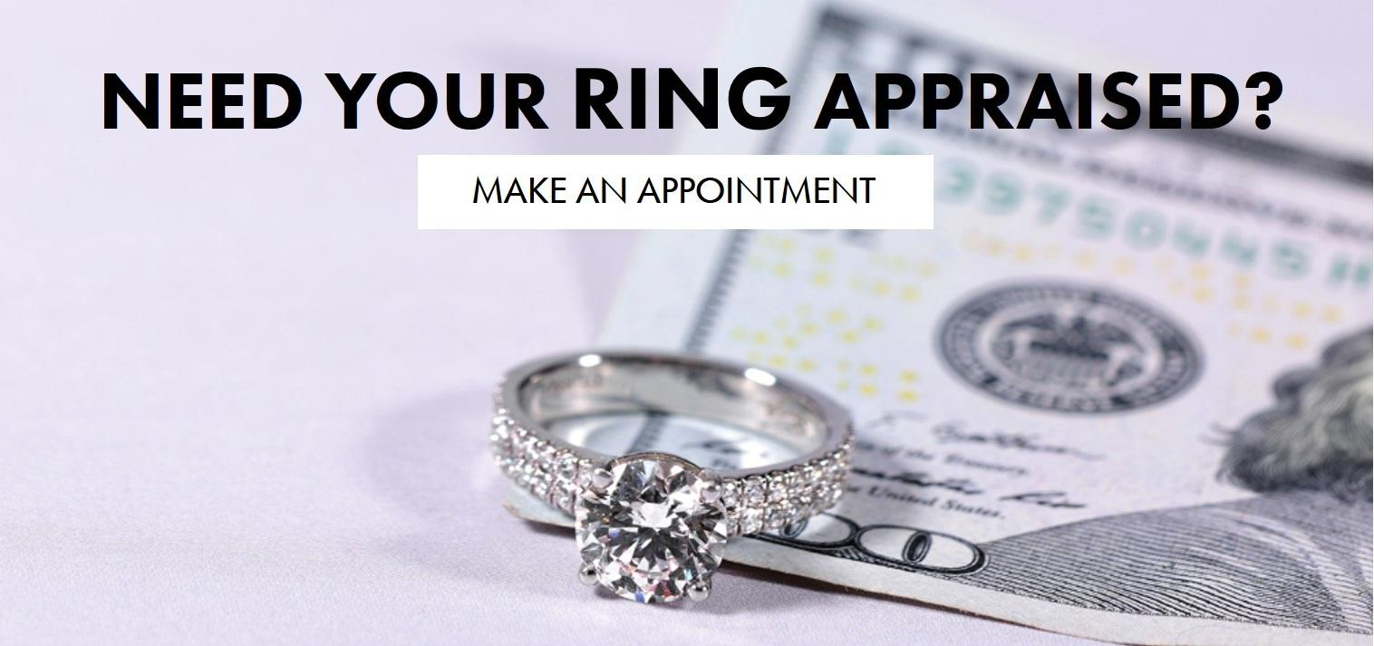 Get Your Engagement Ring Appraised At Long's