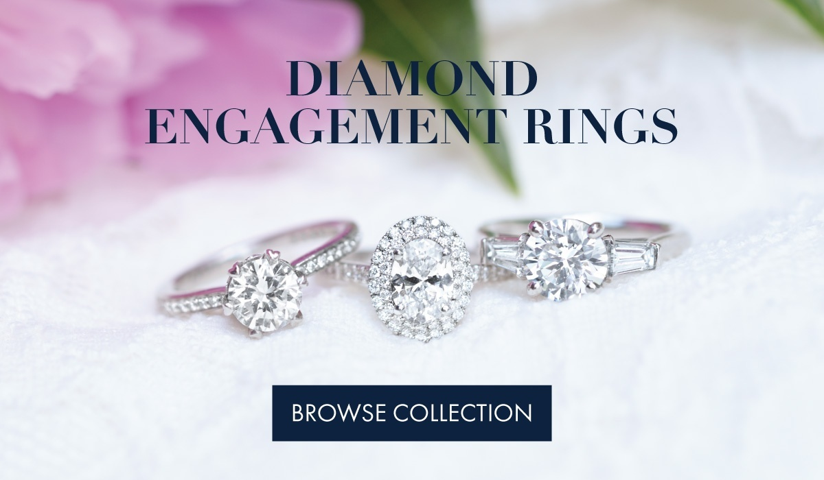 Diamond Engagement Rings - Browse Collection