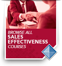 Browse All Sales Effectiveness Online Courses