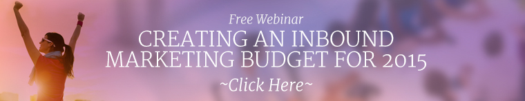 Creating an Inbound Marketing Budget for 2015 | Kuno Creative