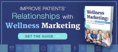 Reach your relationships with Wellness Marketing - Download Now
