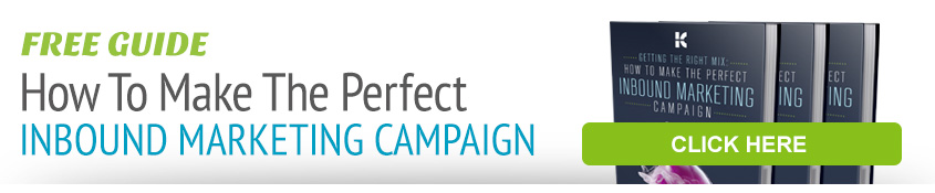 Perfect Inbound Marketing Campaign