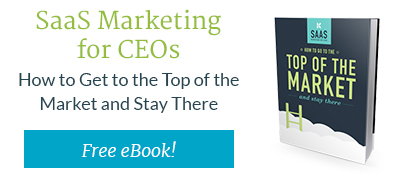 Download the Saas Marketing Guide for CEOs