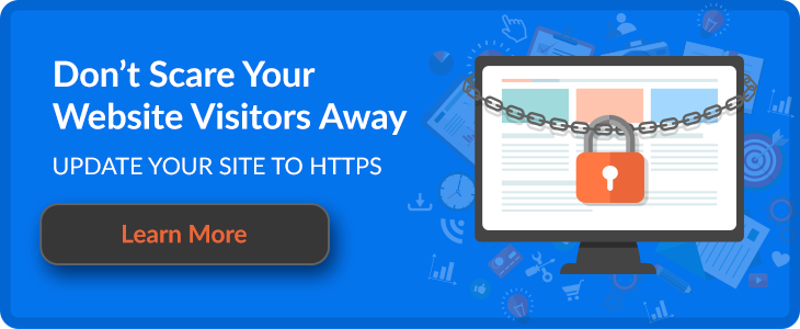 Update Your Site to HTTPS