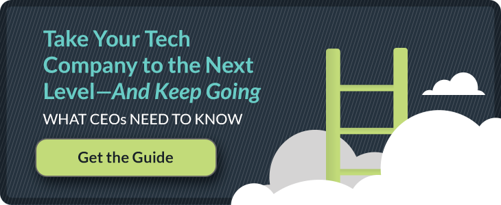 Tech Marketing: What CEOs Need to Know