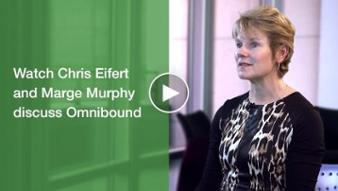 Watch Chris Eifert & Marge Murphy discuss Omnibound