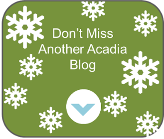 Subscribe to Acadia's Blog