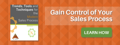 Gain Control of Your Sales Process - Learn How with this eBook