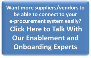 Supplier enablement and onboarding made simple