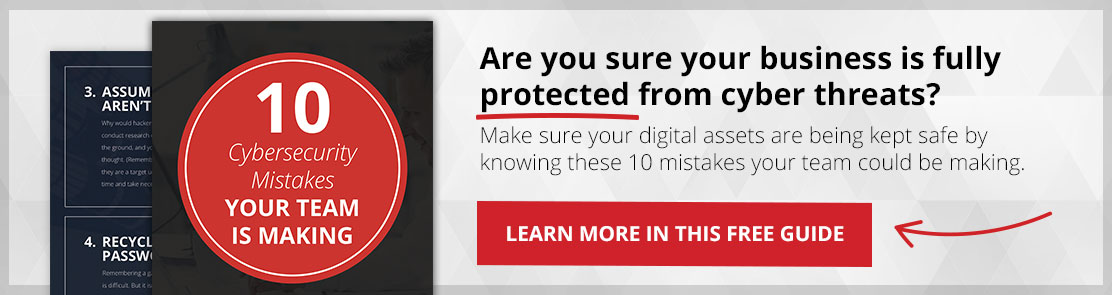 protect against cyber security