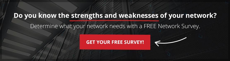 Free network survey