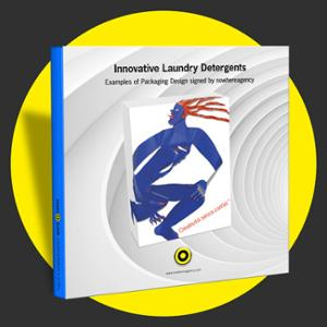 Innovative Laundry Detergents - Examples of packaging design