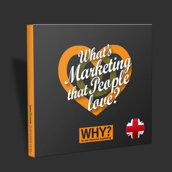 """What's marketing that people love?"" Ebook edizione in italiano"