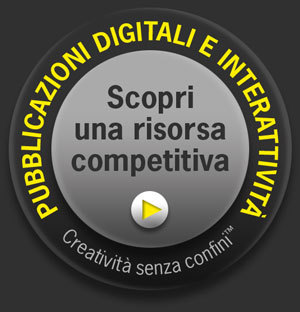 Offriamo una presentazione dedicata delle nostre soluzioni di Digital Publishing dedicate alle aziente