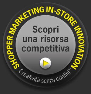 Shopper marketing | campagne punto vendita integrate
