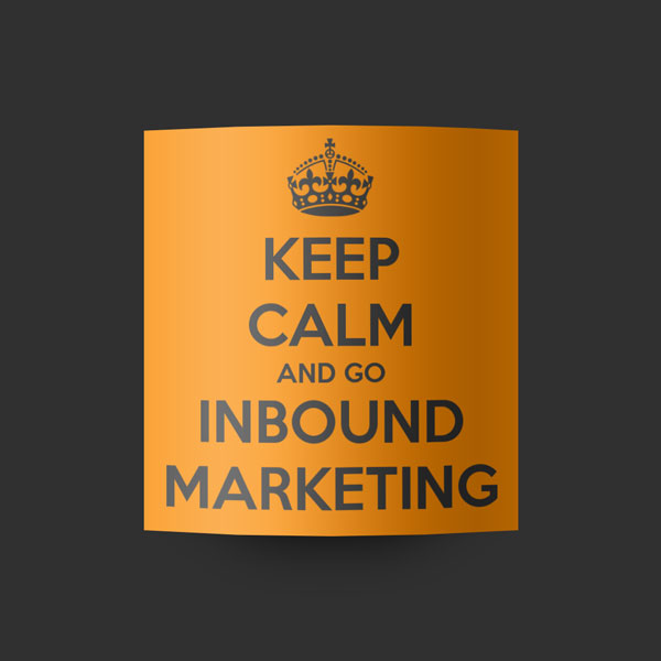 keep calm go inbound marketing
