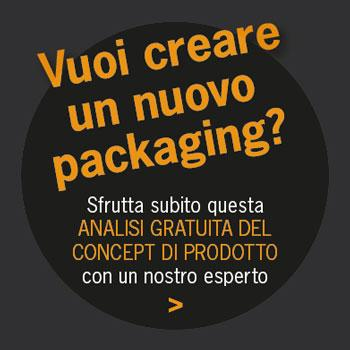 Creare un nuovo packaging design