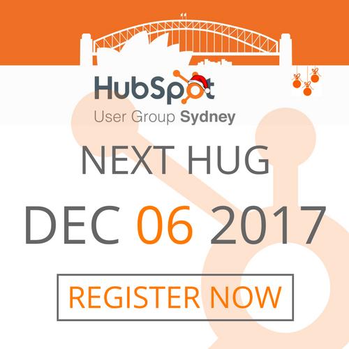 HUG_Sydney_Sept_2017