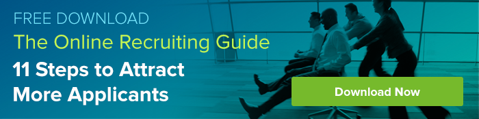 The Online Recruiting Guide: 11 Steps to Attract More Applicants