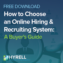 Online Recruiting Buyer's Guide