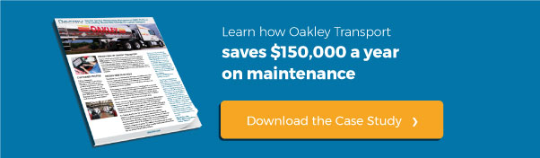 Learn how Oakley Transport saves $150,000 a year on maintenance. Download the Case Study