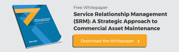 Service Relationship Management(SRM): A Strategic Approach to Commercial Asset Maintenance. Download the Whitepaper